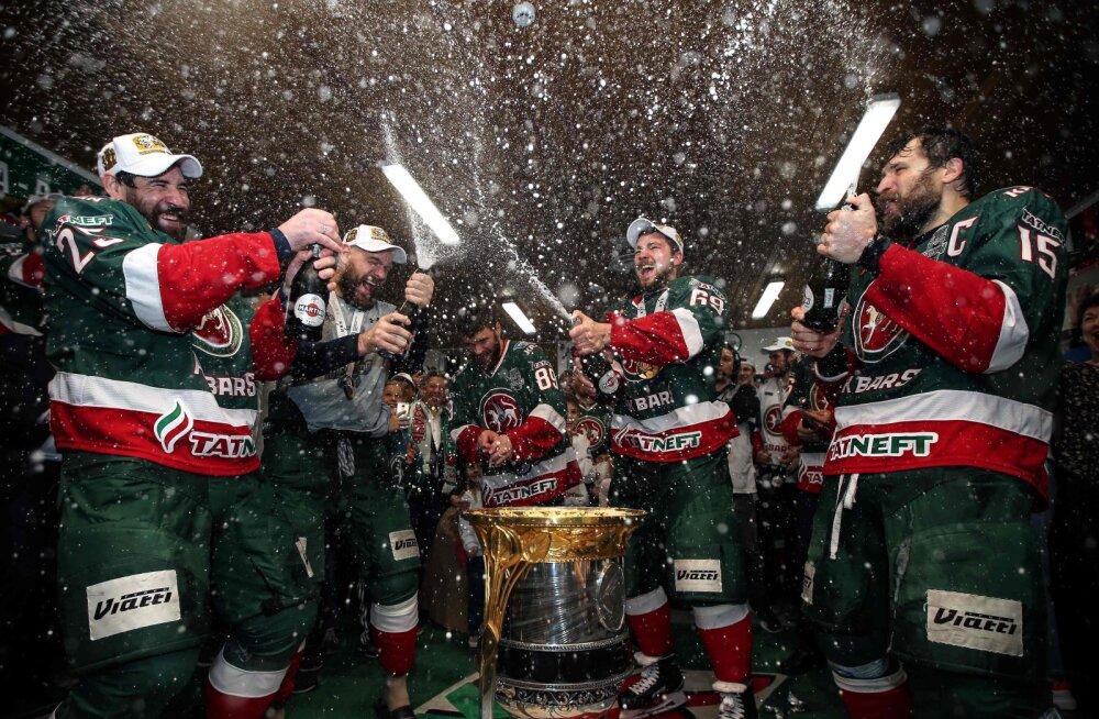 KOMMENTAAR | Vaikne hiiglane tuli ja võttis teenitult KHL-i karika
