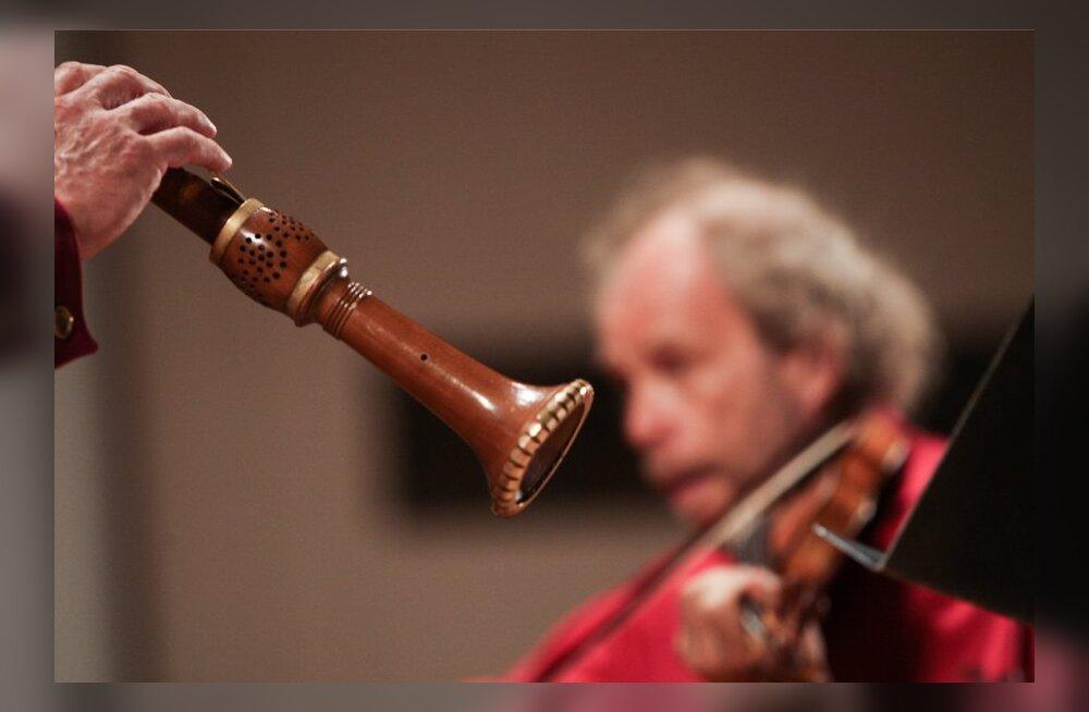 Hortus Musicus kontsert koos Tõnis Mägiga Jerevani ooperimajas