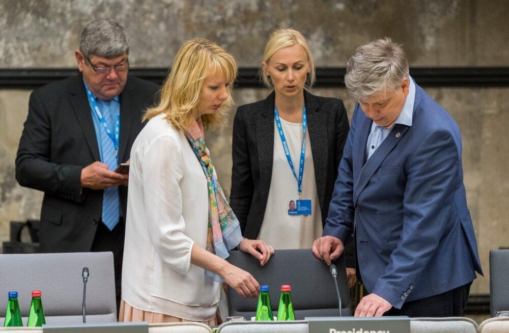 EL-i keskkonnaministrid arutlevad Tallinnas ökoinnovatsiooni üle