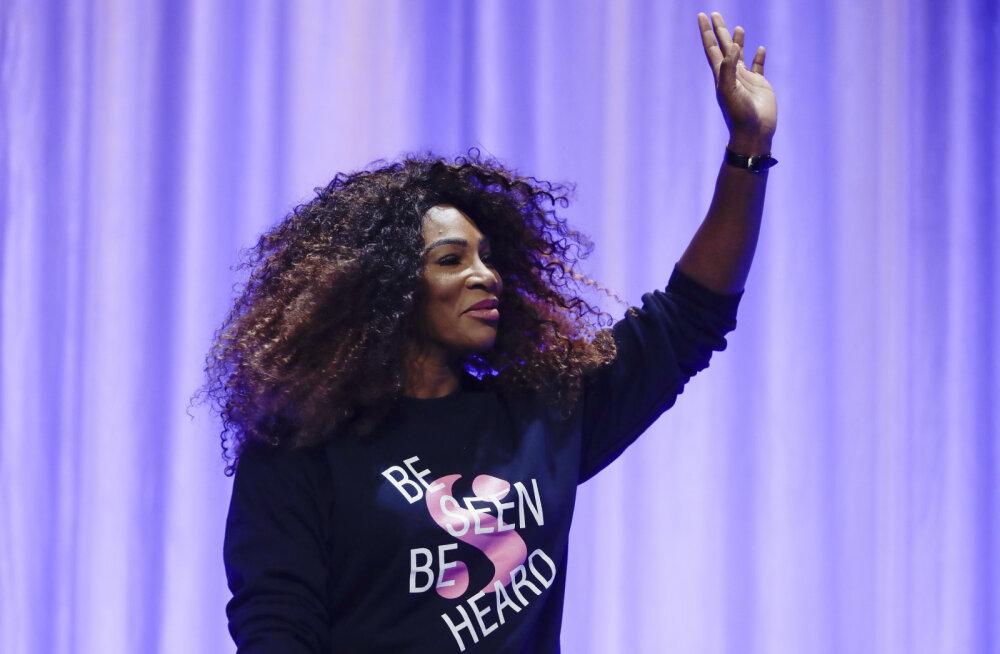 Kui ise kõike ei jaga, kuula targemaid: esitennisist Serena Williams jagas maailmaga kasulikku suhtenõu