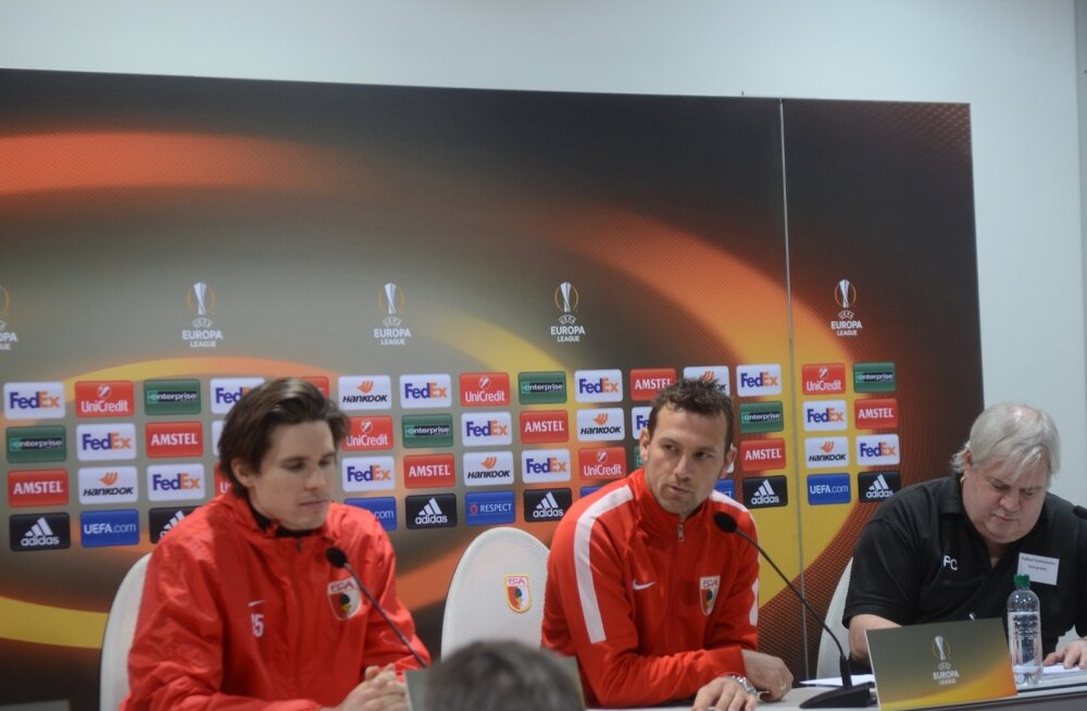 Augsburgi treener