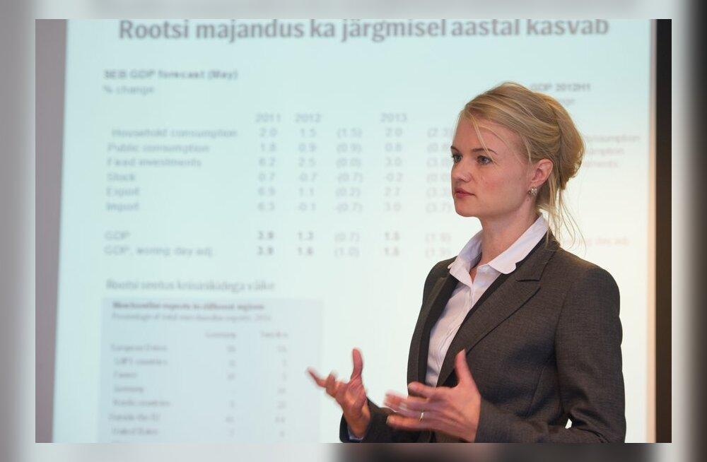 Ruta Arumäe: Kuhu kadus majanduskasv?