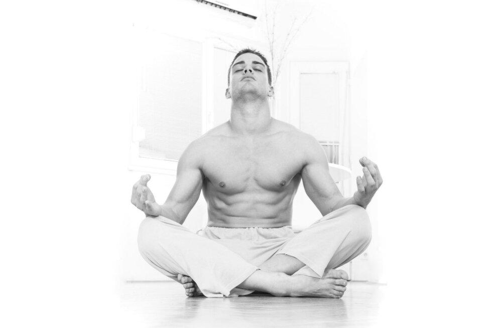 Jooga aitab mõista karmat ja hirmudest vabaneda