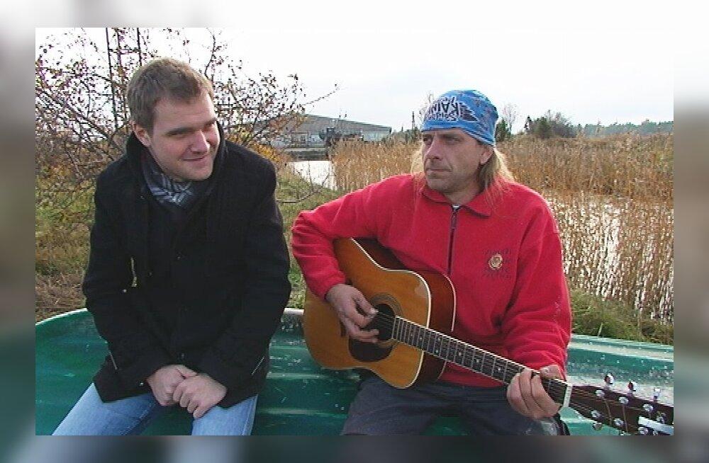 Ott kohtus oma laulupartneriga paadikuuris