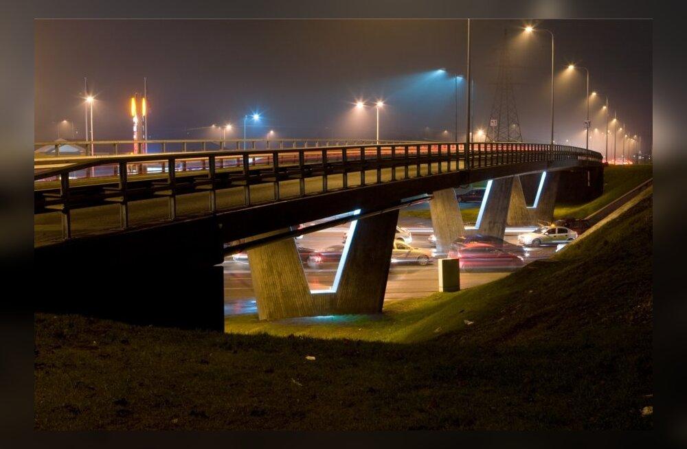 Дорожный узел Юлемисте - победитель конкурса 2013 года