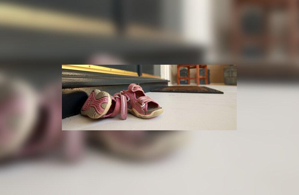 Uusaastaööl kadus Rootsis 4-aastane tüdruk