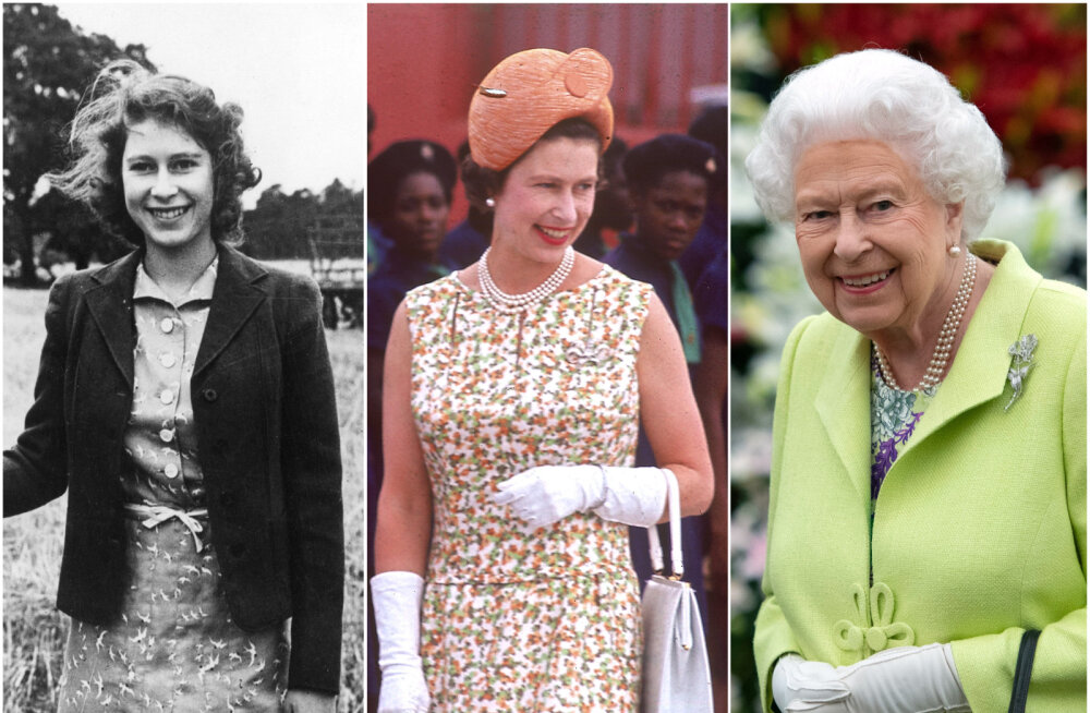 ФОТО И ВИДЕО   Елизавете II — 94! Смотрите, как выглядела королева в детстве и молодости