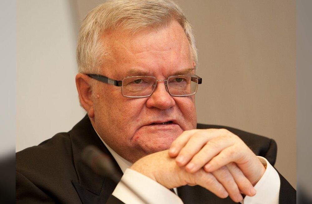Savisaar: Tarand võib poliitilist süsteemi tervendada