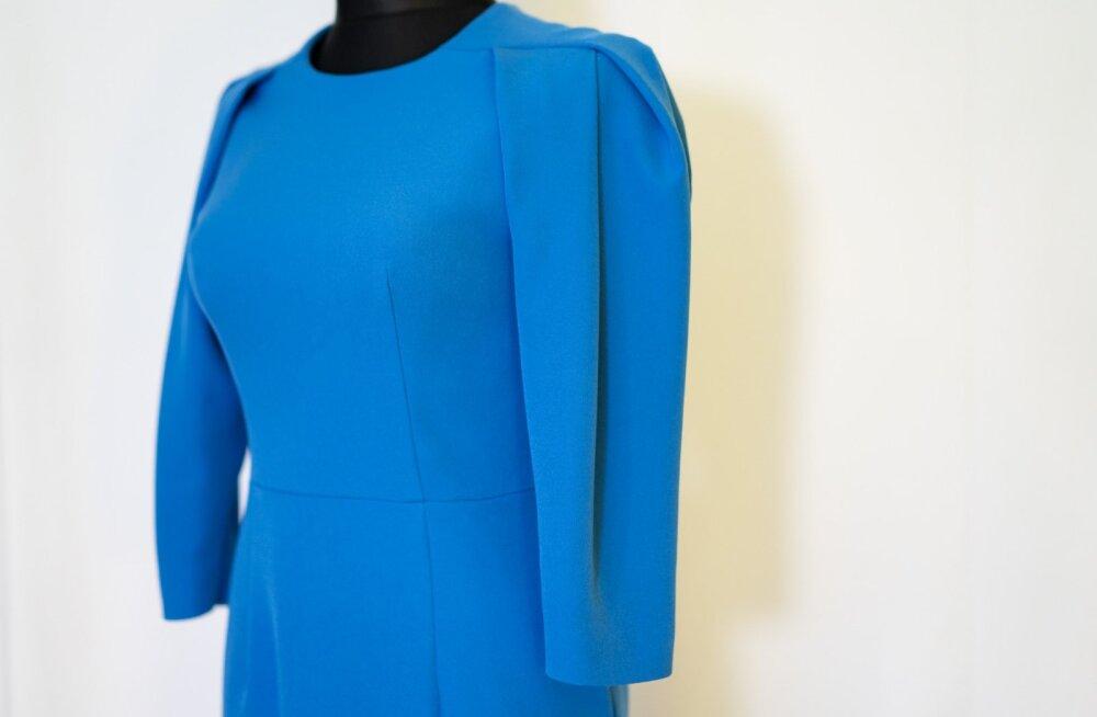 ФОТО | В Эстонии проходит крупнейший аукцион платьев в поддержку Ракового Союза. Смотрите, за сколько можно купить платье президента Керсти Кальюлайд