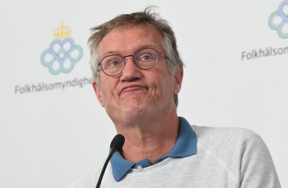 Rootsi peaepidemioloog: uskusin, et Euroopa riigid reageerivad koroonale nagu meie, aga maailm läks justkui hulluks