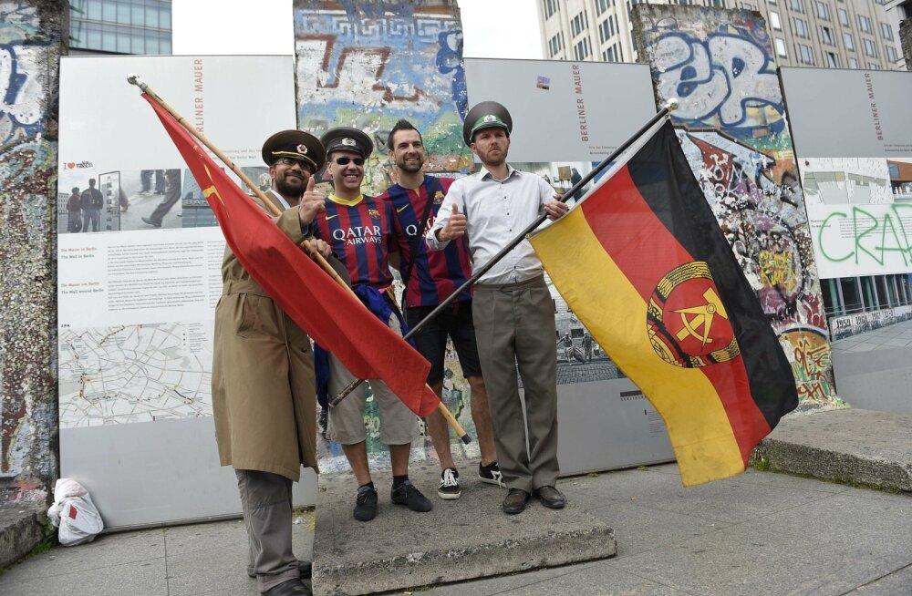 Dannar Leitmaa Berliinist: õiget finaali tunnet selles linnas ei teki