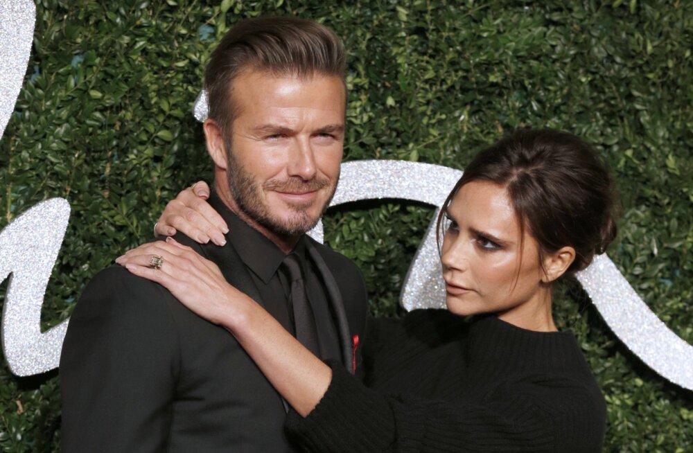 AJALOOLINE KLÕPS | Victora ja David Beckham tähistavad oma 20ndat pulma-aastapäeva