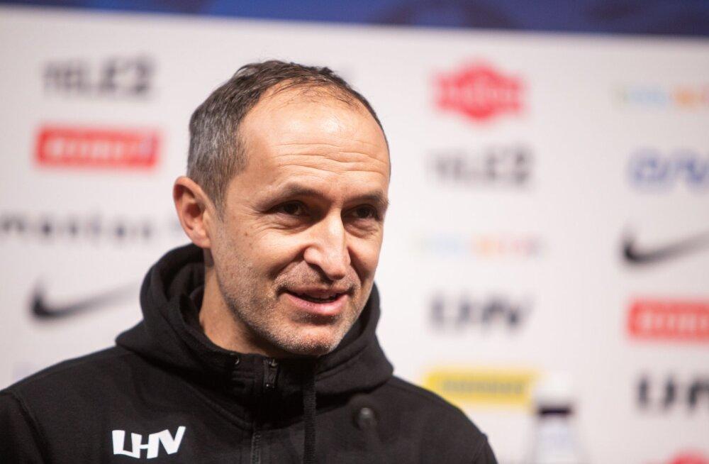 Thomas Häberlist sai Eesti jalgpallikoondise peatreener