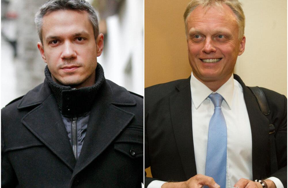 Imre Sooäär ja Andrei Korobeinik kandideerivad riigikokku Keskerakonna ridades?