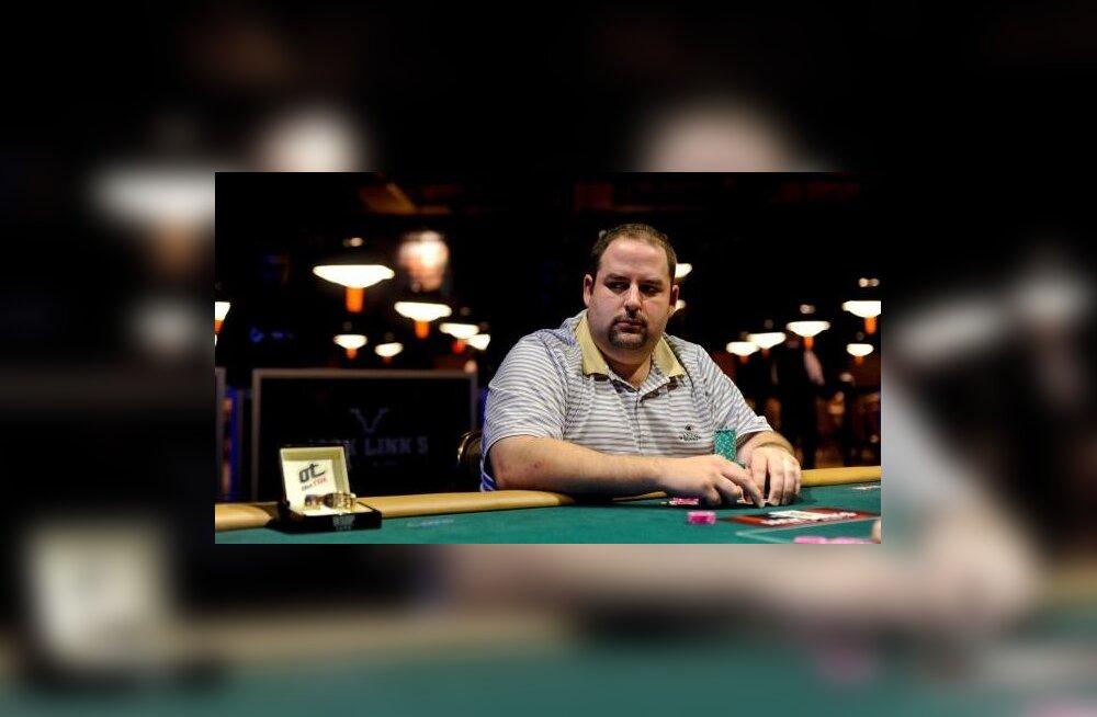 Rep Porter võitis oma teise pokkeri MM-i tiitli