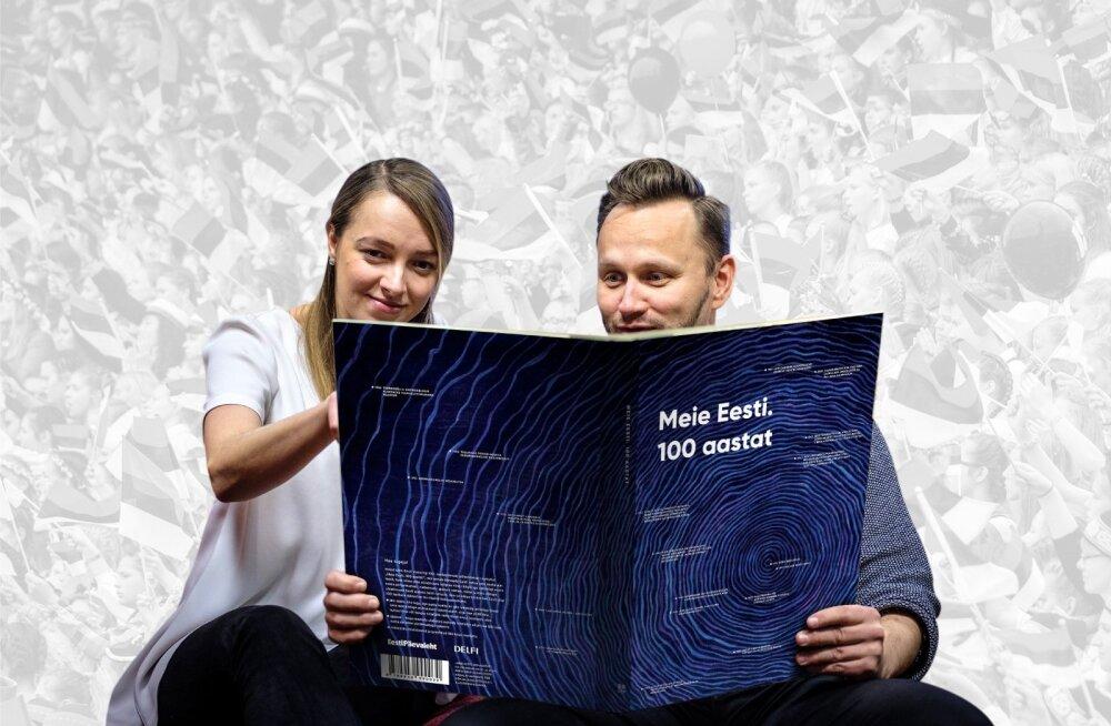 Meie Eesti. 100 aastat