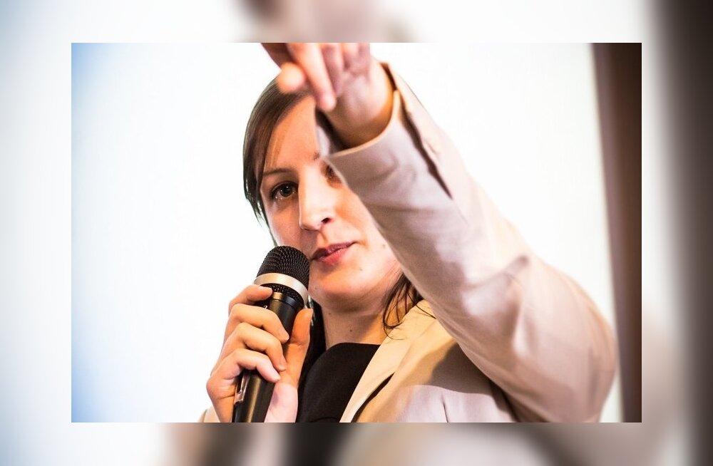 Kristina Mering usub toidutehnoloogia arengusse ja toetab puhta liha arengut.