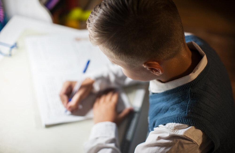 Kas andekad lapsed jäävad koolis kahe silma vahele?