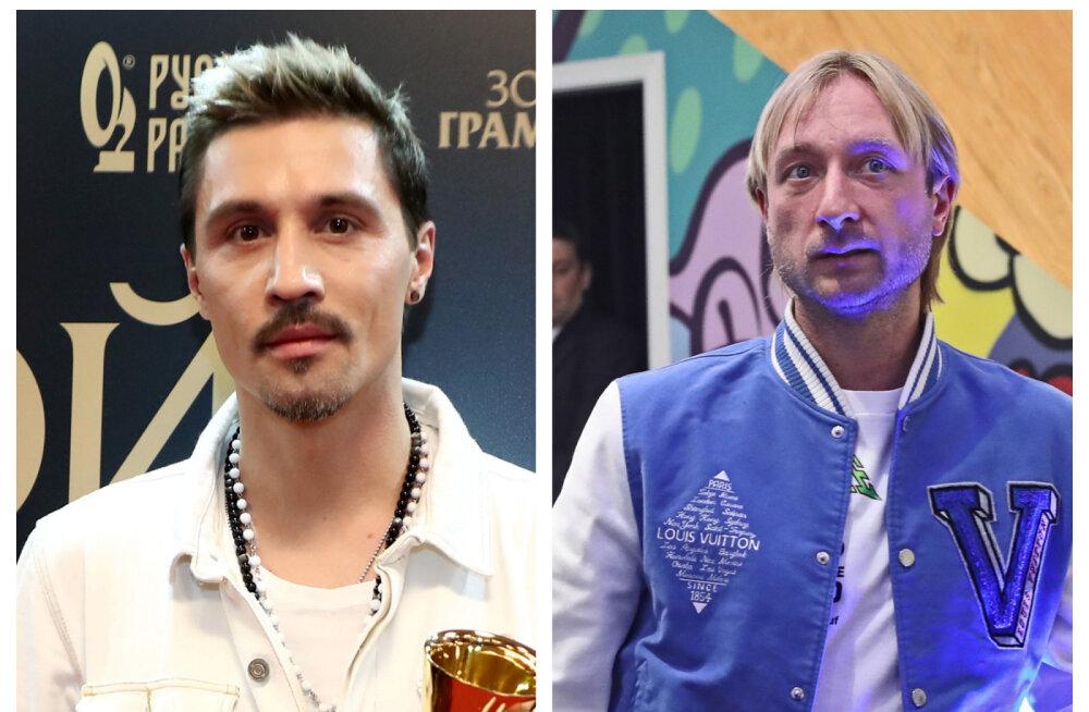 VIDEO | Neid võibki vaatama jääda! Dima Bilan, Jevgeni Pljuštšenko ja teised löövad humoorikas videos naiste riietes tantsu