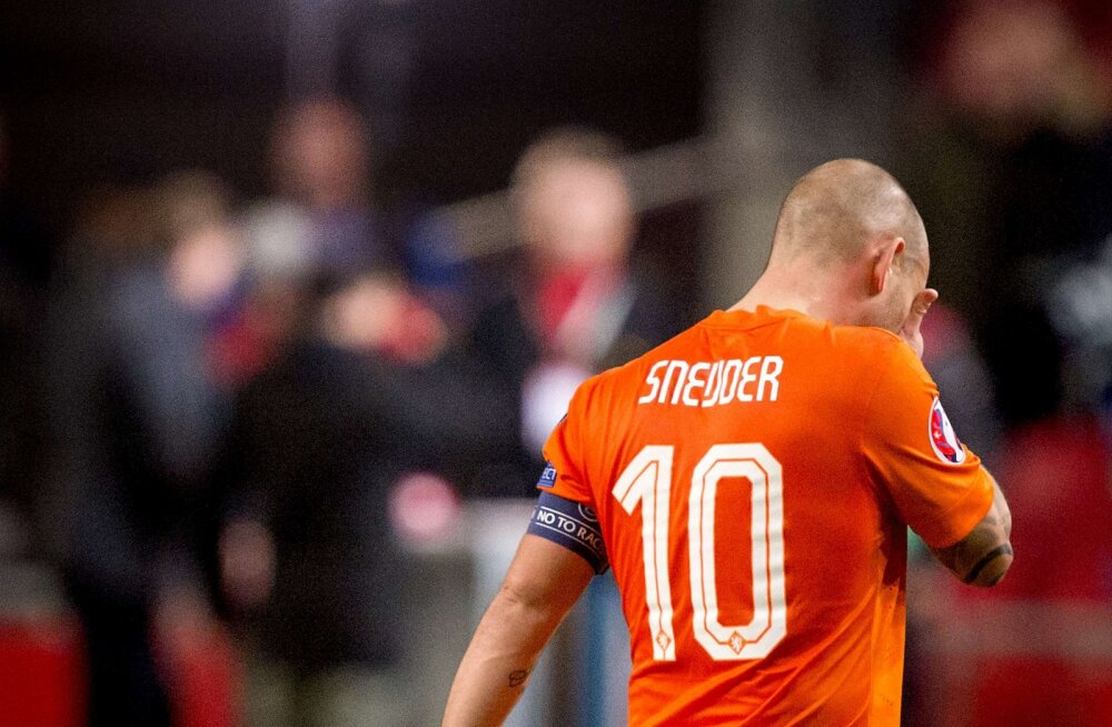 ANALÜÜS: Hollandi õudus - ehk kuidas MM-pronks aasta hiljem enam Euroopa 24 parima sekka ei mahu?
