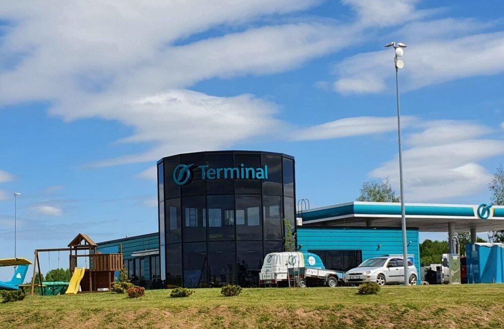 Tallinnasse ehitatakse esimene Terminali tankla, mis pakub konkurentidest soodsamat kütuse hinda