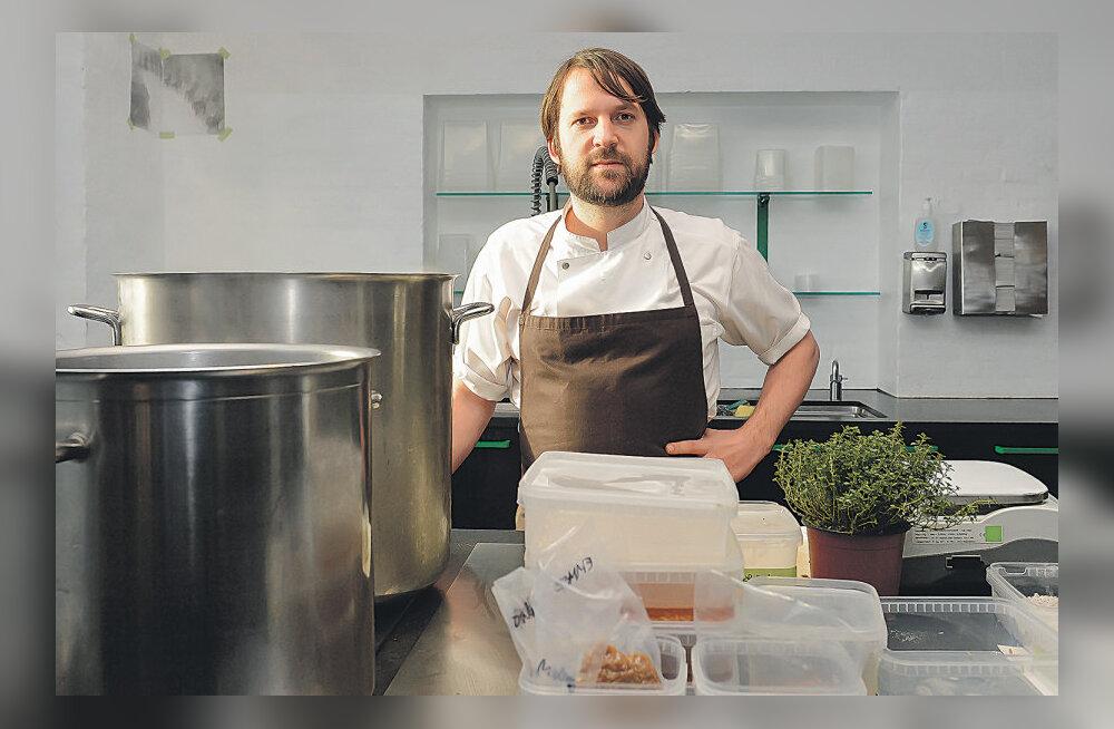 Maailma parimate restoranide edetabelit juhivad eurooplased