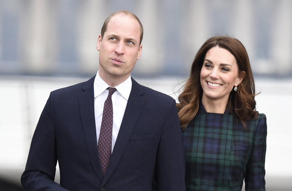 Väga vallatu! Kate'i hüüdnimi Williamile vihjab printsi suurele meheaule?