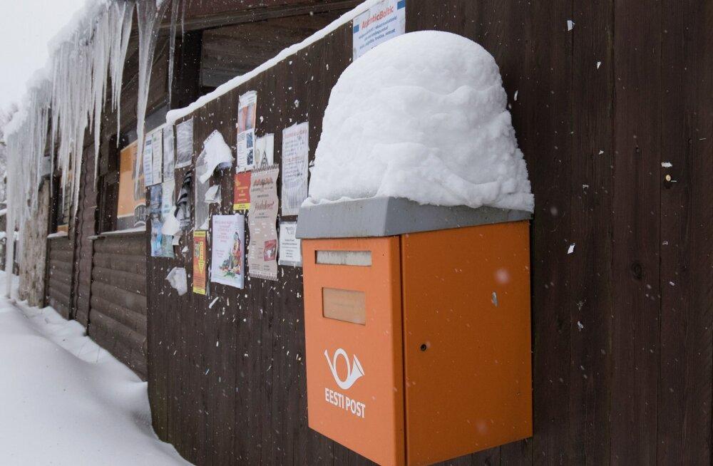 Eesti Post, Omniva