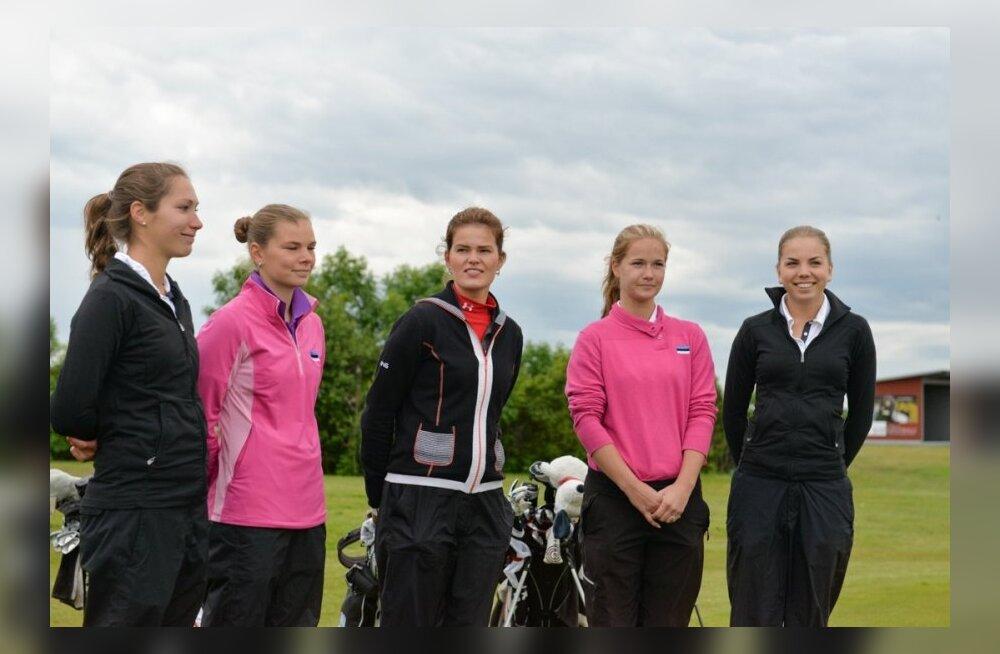 Eesti golfinaiskond