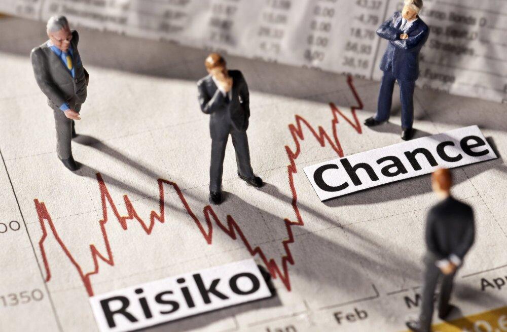 Koroonakriis on ettevõtetele suur risk.