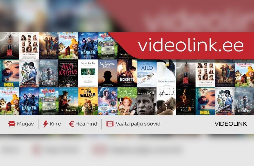 Videolink.ee pakub seekord vaatamiseks