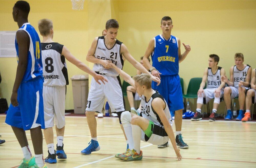 Korvpalli noortekoondiste Baltic Sea Cup