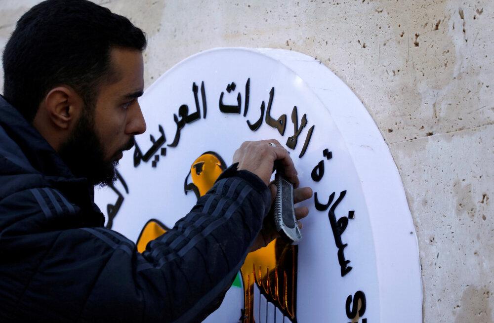 Pingelõdvenduse algus? Ühendemiraadid avavad pärast seitsmeaastast pausi Süürias saatkonna