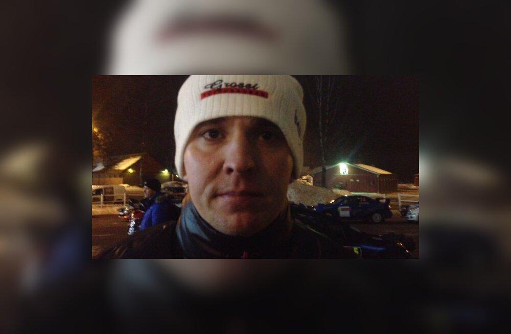 DELFI VIDEO: Raigo Mõlder enne starti: ainult üks ärevus ongi!