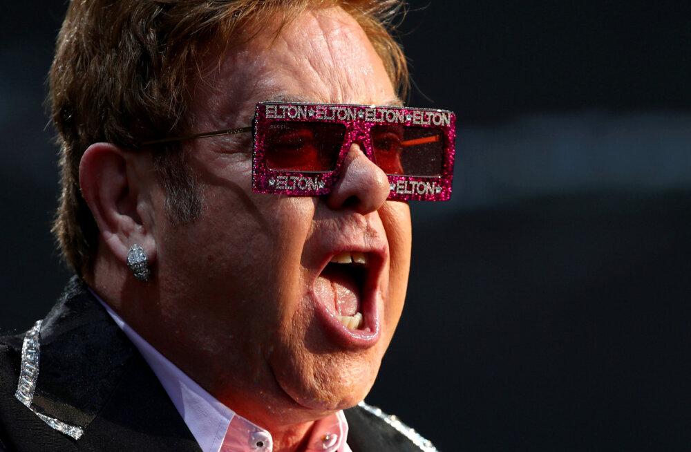 Elton Johni auks hakatakse valmistama hirmkalleid münte