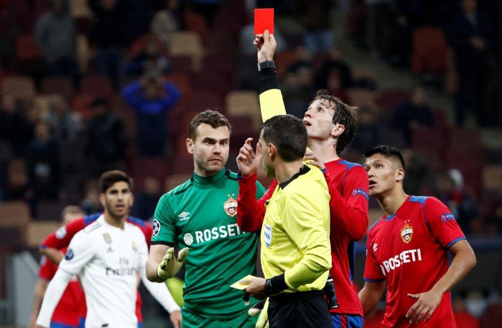 CSKA vs Real