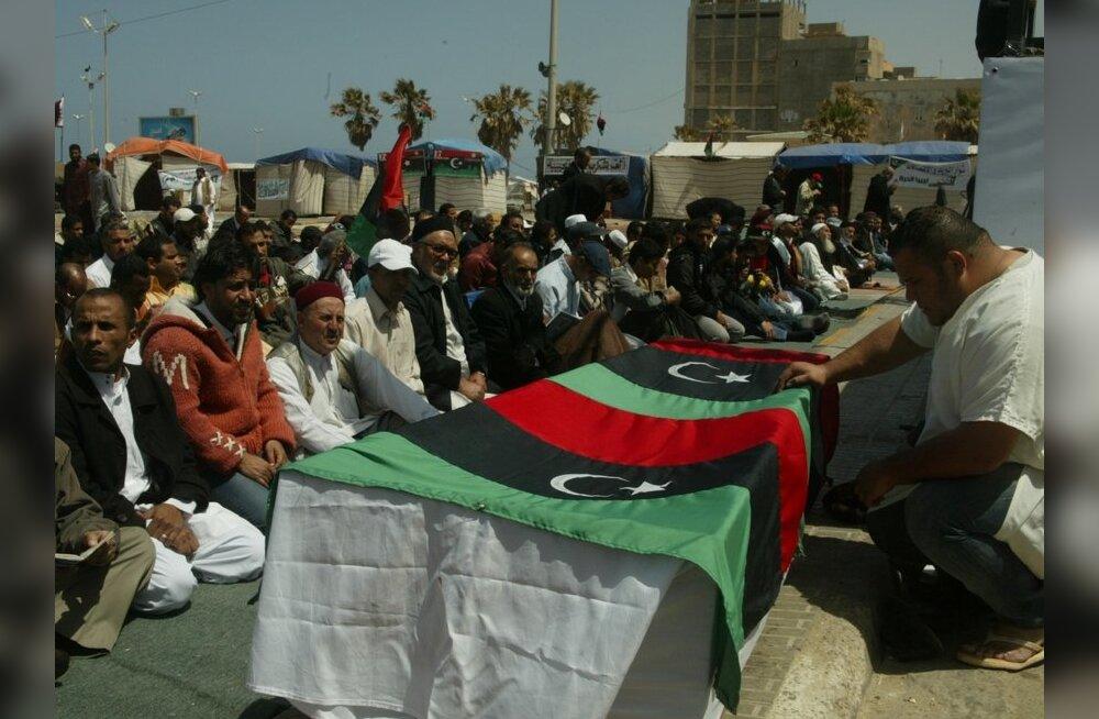 DELFI LIIBÜAS: Benghazi elanikud tahavad elada nagu Euroopas