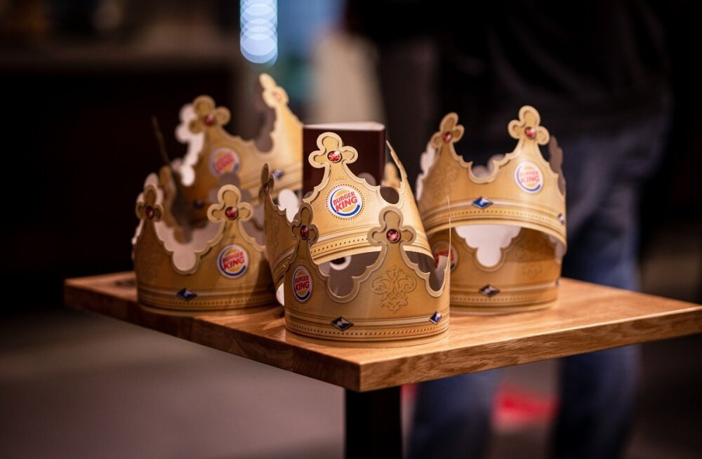 """Обладатели """"королевской"""" фамилии могут получить бесплатный гамбургер в новом ресторане Burger King"""