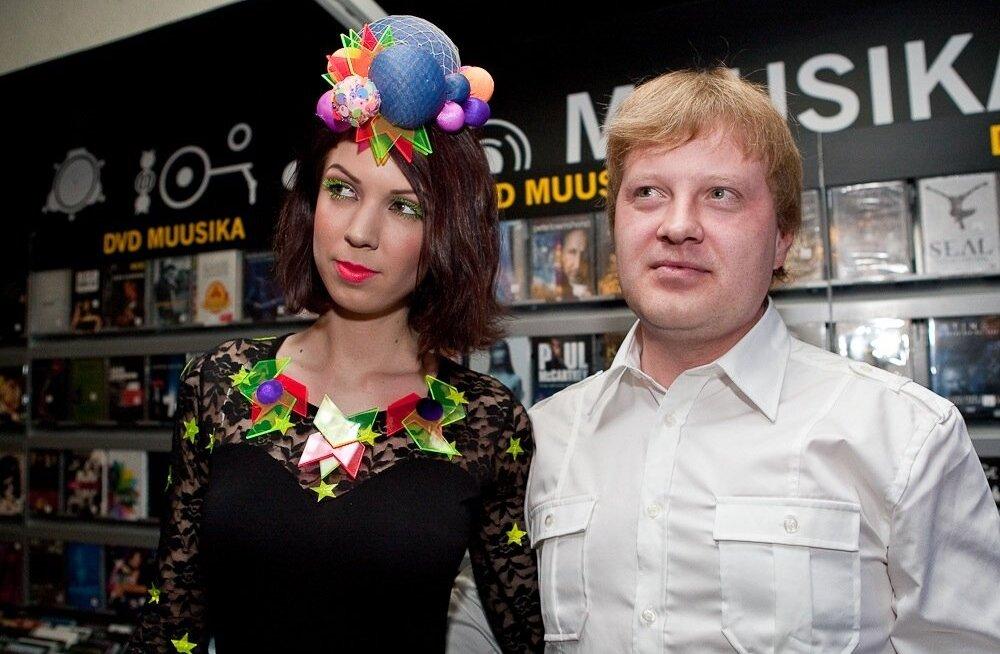 Laura Põldvere ja Sven Lõhmus