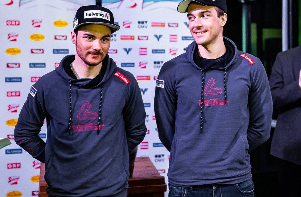 Dominik Baldauf ja Max Hauke
