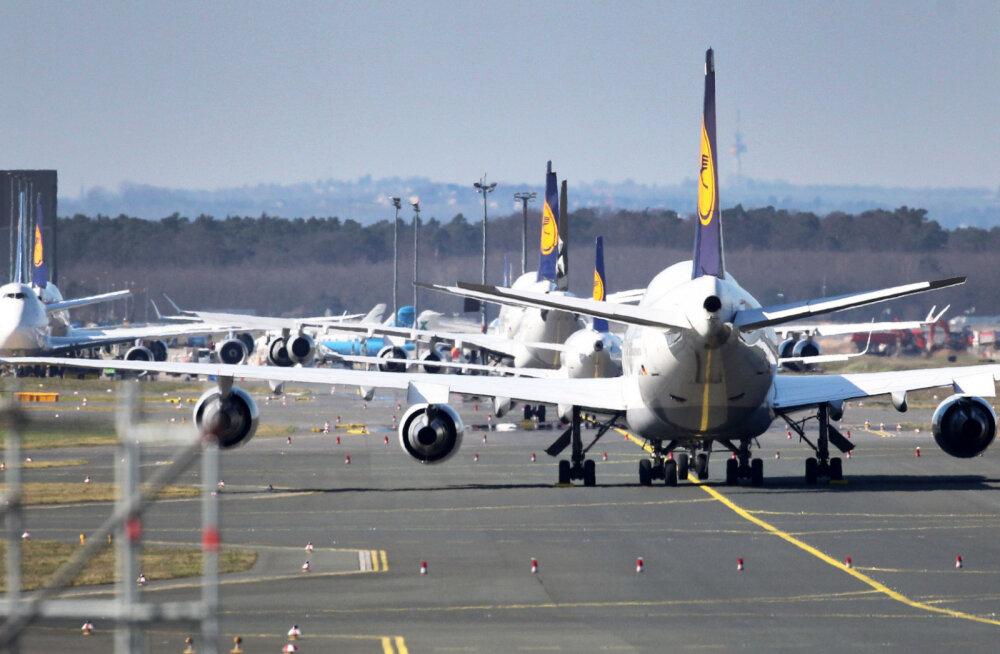 Крах мировой авиации? Уже к концу мая большинству авиакомпаний грозит банкротство