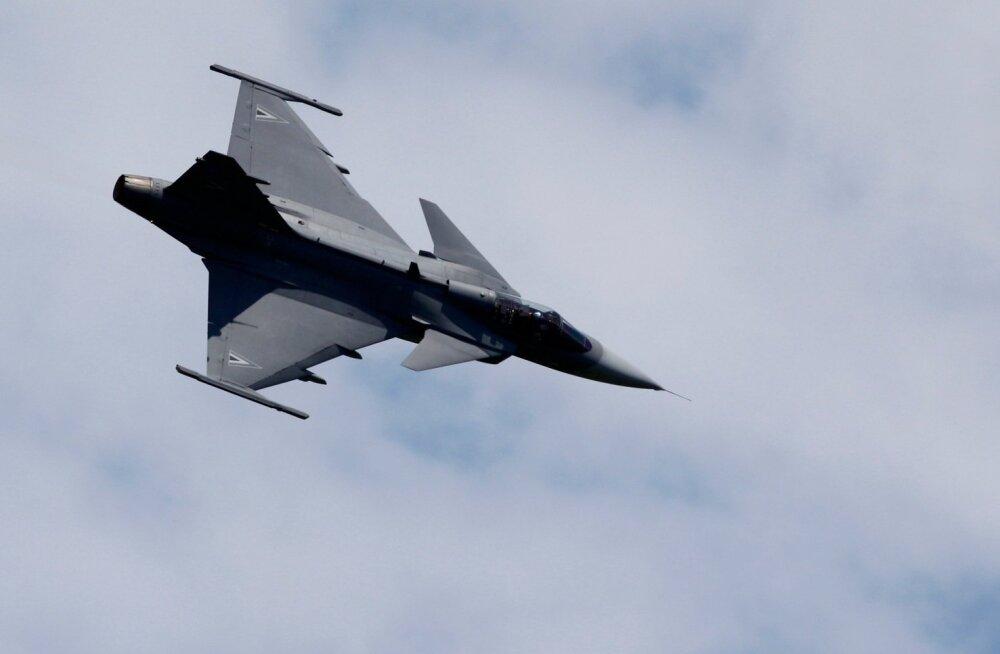 Ungari kindral rääkis, mis juhtub, kui Vene lennuk tungib Balti õhuruumi