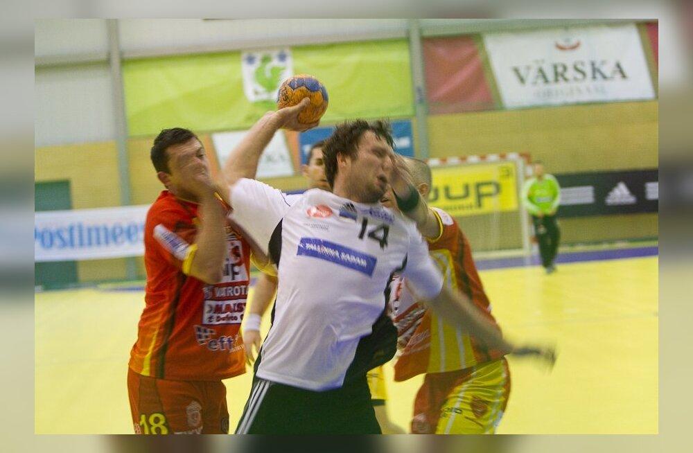 Tagasilöök: Eesti käsipallurite klubi jäi Saksamaa esiliigast ikkagi välja