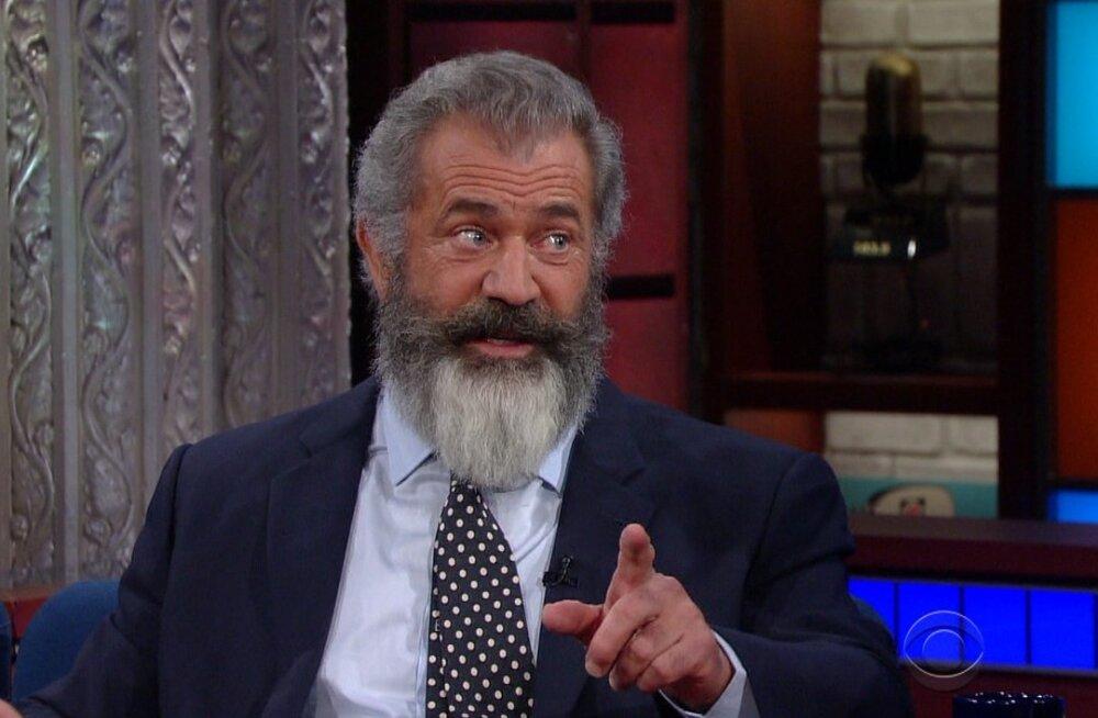 Mel Gibson Stephen Colberti saates