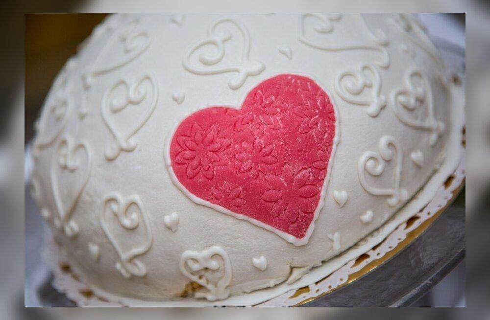 Teko sõbrapäeva tortide võistlus