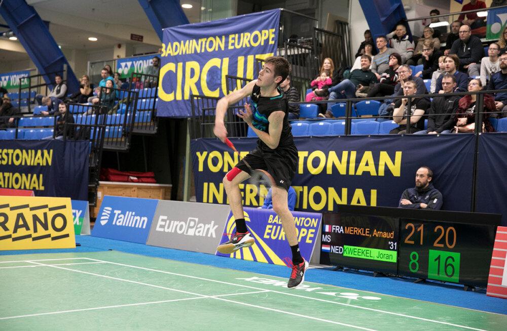 Euroopa parim meesjuunior krooniti Tallinna turniiri võitjaks