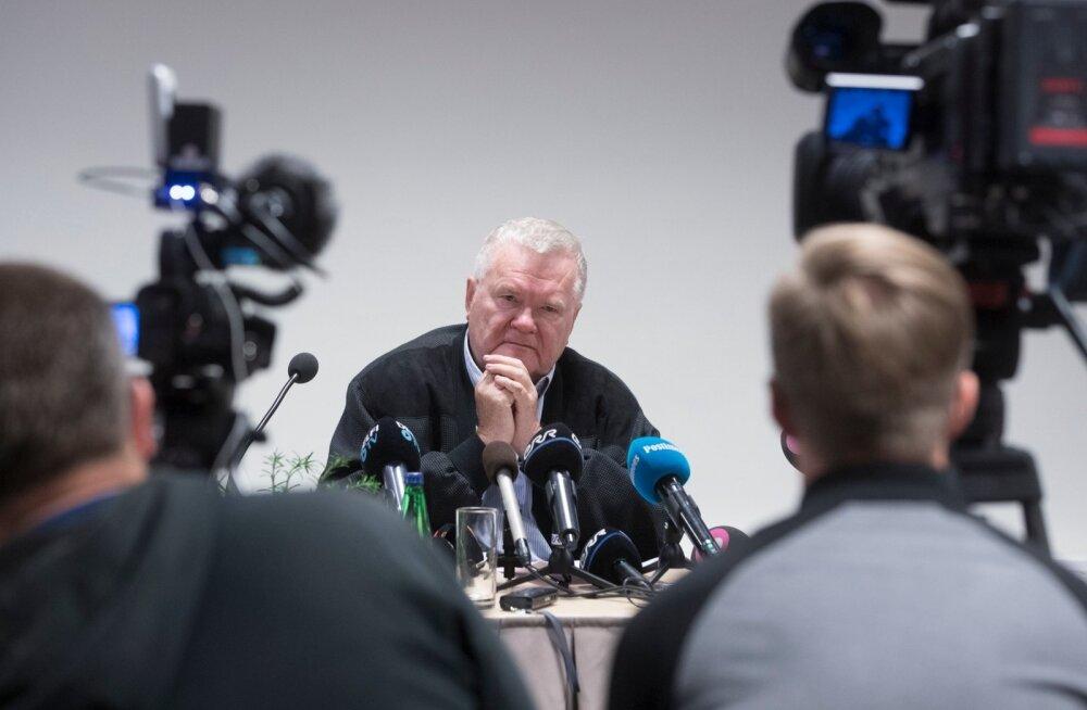 Edgar Savisaar. Pressikonverents kohtuasja teemadel