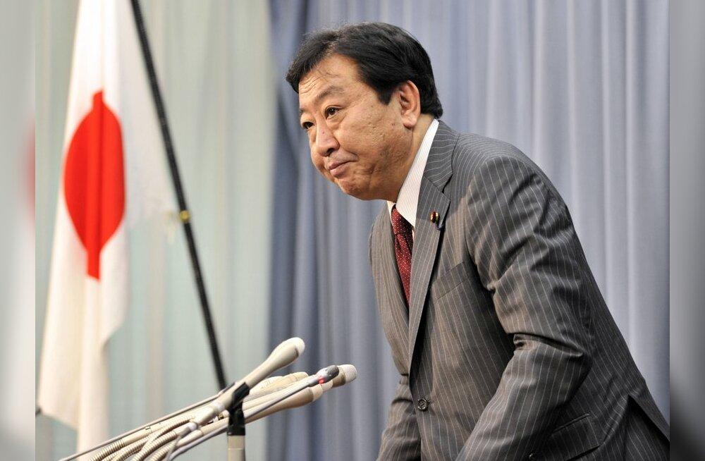 Jaapani peaminister: Euroopa peaks võlakriisi osas rohkem tegema