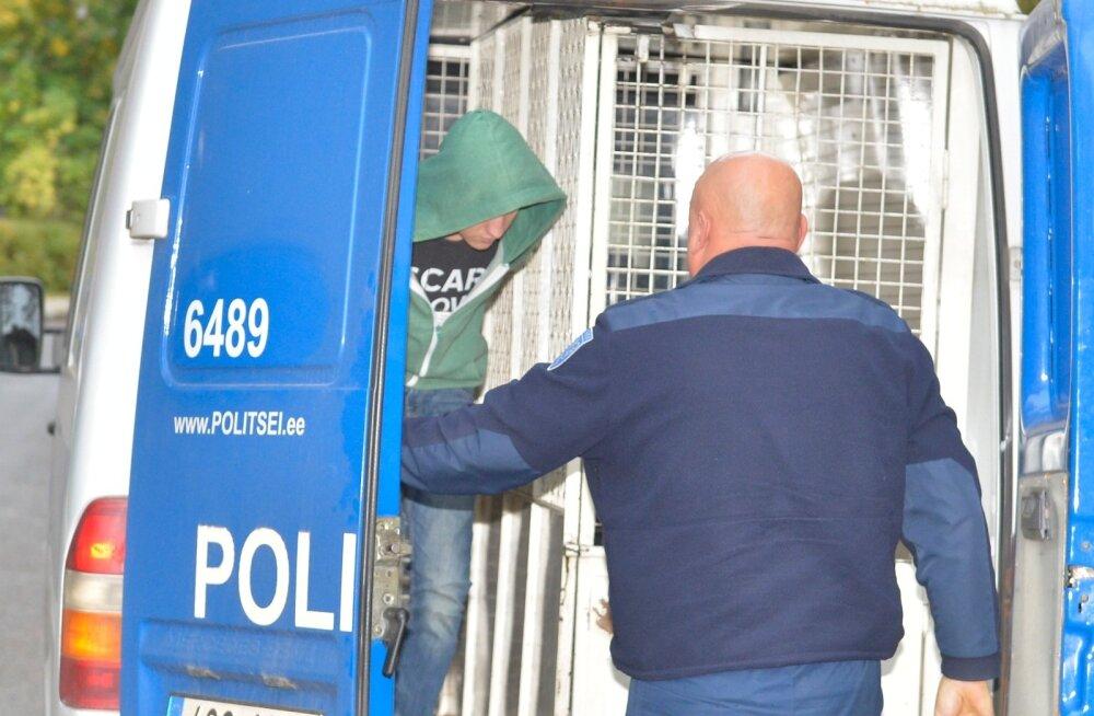 ФОТО: В Вильянди началось последнее судебное заседание по делу вильяндиского стрелка
