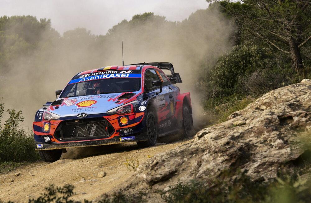 Portaal: Hyundai muutis meelt ja jätkab WRC-sarjas